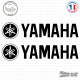 2 Stickers Logo Yamaha