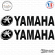 2 Stickers Yamaha Logo