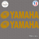 2 Stickers Yamaha Logo Sticks-em.fr Couleurs au choix