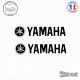 2 Stickers Yamaha Logo 02