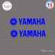 2 Stickers Yamaha Logo 02 Sticks-em.fr Couleurs au choix