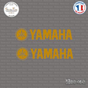 2-Stickers-Yamaha-Logo-02-Decal-Aufkleber-Pegatinas-YAM07-Couleurs-au-choix
