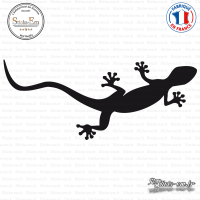Sticker Lézard Sticks-em.fr Couleurs au choix