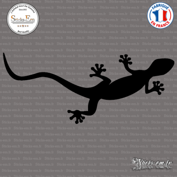 Sticker Lézard