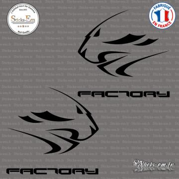 Sticker Aprilia Factory Lion