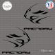 Sticker Aprilia Factory Lion Sticks-em.fr Couleurs au choix