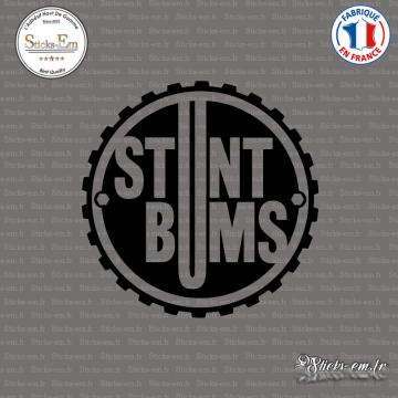 Sticker Stunt bums