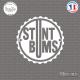 Sticker Stunt bums Sticks-em.fr Couleurs au choix