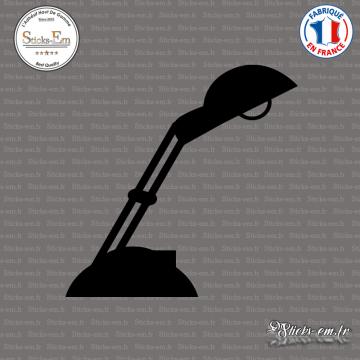 Sticker Lampe de Bureau