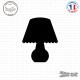Sticker Lampe