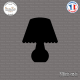 Sticker Lampe Sticks-em.fr Couleurs au choix