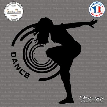 Sticker Dance Design