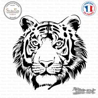 Sticker Tête de Lion