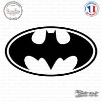 Sticker Logo Batman Sticks-em.fr Couleurs au choix