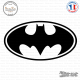 Sticker Logo Batman Sticks-em.fr Couleurs au choix