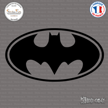 Sticker Logo Batman