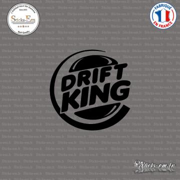 Sticker JDM Drift King