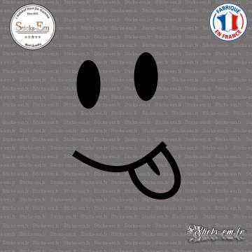 Sticker JDM Smile