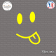 Sticker JDM Smile Sticks-em.fr Couleurs au choix