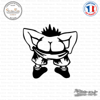 Sticker Fat Boy Sticks-em.fr Couleurs au choix