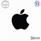 Sticker Apple Pomme