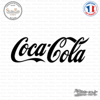 Sticker Logo Coca Cola Sticks-em.fr Couleurs au choix