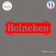 Sticker Heineken Sticks-em.fr Couleurs au choix