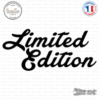 Sticker Limited Edition Sticks-em.fr Couleurs au choix