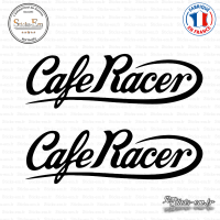 2 Stickers Café Racer