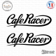 2 Stickers Café Racer Sticks-em.fr Couleurs au choix