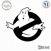 Sticker SOS Fantômes Sticks-em.fr Couleurs au choix