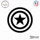 Sticker Captain America