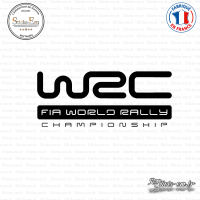 Sticker WRC FIA World Rally