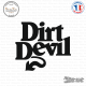 Sticker Dirt Devil