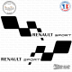 Sticker Renault Sport V2