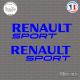 Sticker Renault Sport Sticks-em.fr Couleurs au choix