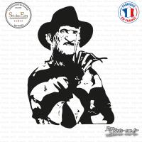 Sticker Freddy Krueger