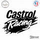 Sticker Castrol Racing