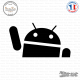 Sticker Android Logo