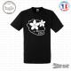 T-shirt 974 La reunion plumeria