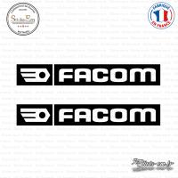 2 Stickers Facom