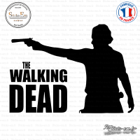 Sticker The Walking Dead