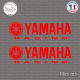 2 Stickers Yamaha Racing Sticks-em.fr Couleurs au choix