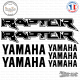 Stickers Planche Yamaha Raptor