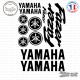 Stickers Planche Yamaha Fazer 2