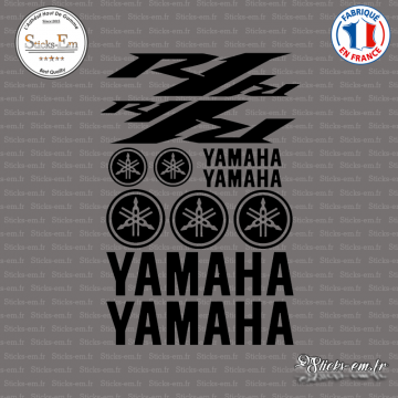Stickers Planche Yamaha R1