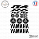 Stickers Planche Yamaha R6